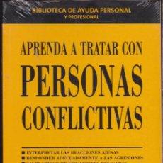 Libros: APRENDA A TRATAR CON PERSONAS CONFLICTIVAS ····· ARTHUR H. BELL . Lote 98627099