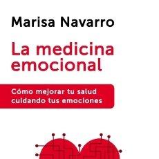 Libros: LA MEDICINA EMOCIONAL ZASBOOK S.L. VIVELIBRO. Lote 103586211
