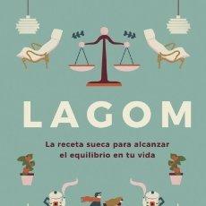 Libros: LAGOM LIBROS CúPULA. Lote 103682616