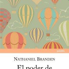 Libros: EL PODER DE LA AUTOESTIMA. Lote 109558018
