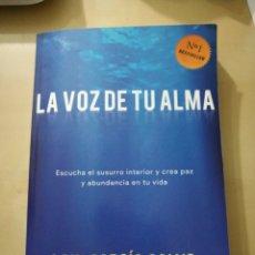 Libros: LA VOZ DE TU ALMA - LAIN GARCÍA CALVO. Lote 112558126