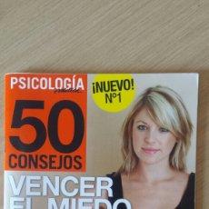 Libros: VENCER EL MIEDO.. Lote 115279656