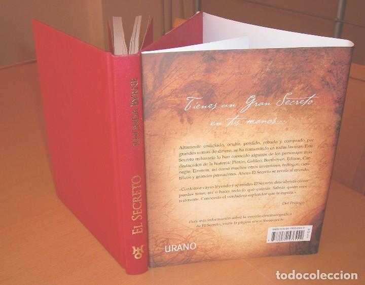 Libros: EL SECRETO, RHONDA BYRNE + DIARIO DEL SECRETO + DVD THE SECRET - Foto 3 - 120458643