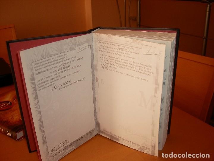 Libros: EL SECRETO, RHONDA BYRNE + DIARIO DEL SECRETO + DVD THE SECRET - Foto 8 - 120458643