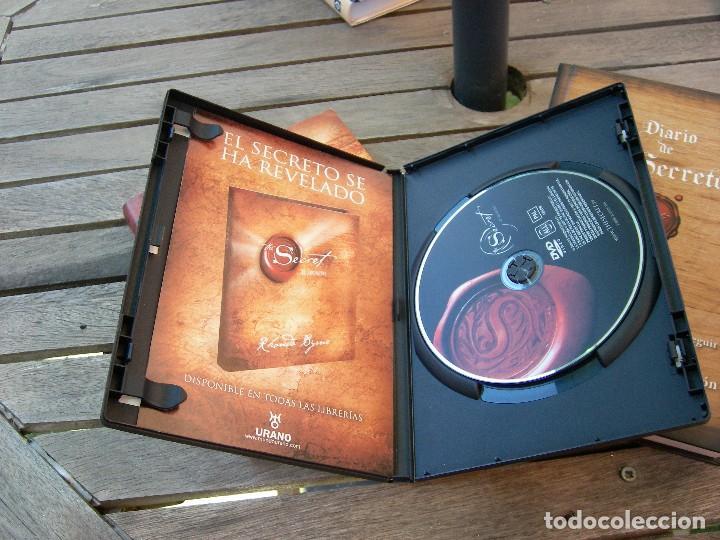Libros: EL SECRETO, RHONDA BYRNE + DIARIO DEL SECRETO + DVD THE SECRET - Foto 11 - 120458643