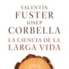 Libros: LA CIENCIA DE LA LARGA VIDA. Lote 70972873