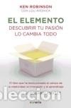EL ELEMENTO (NUEVA EDICIÓN): PROLOGADO POR EDUARDO PUNSET CONECTA (Libros Nuevos - Humanidades - Autoayudas)