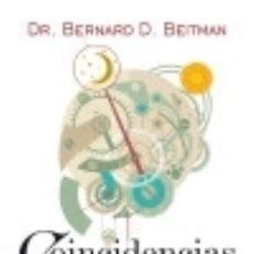 Livros: COINCIDENCIAS: COMO SACARLE PARTIDO A LA SINCRONICIDAD EDITORIAL SIRIO . Lote 89794928