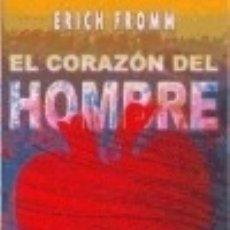 Libros: EL CORAZÓN DEL HOMBRE: SU POTENCIA PARA EL BIEN Y PARA EL MAL. Lote 128539520