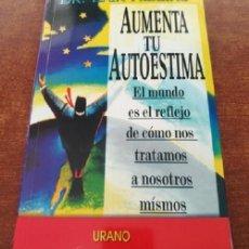 Libros: AUMENTA TU AUTOESTIMA POR LAIR RIBEIRO. Lote 128705583