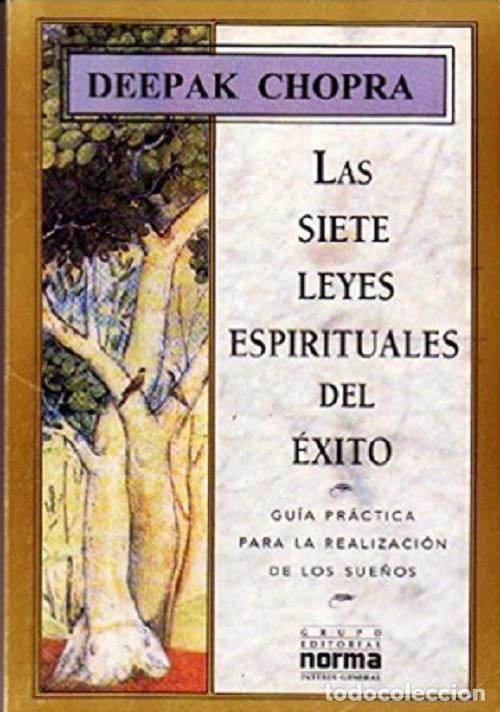 Las Siete Leyes Espirituales Del Xito Una Gu Comprar Libros De