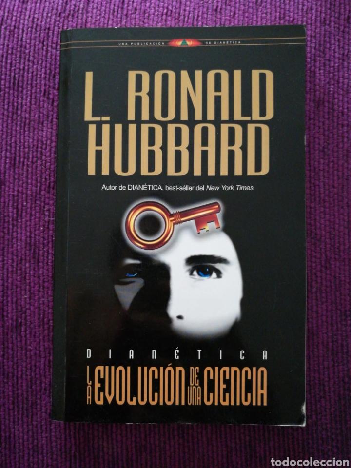 DIANÉTICA, LA EVOLUCIÓN DE UNA CIENCIA. L. RONALD HUBBARD (Libros Nuevos - Humanidades - Autoayudas)
