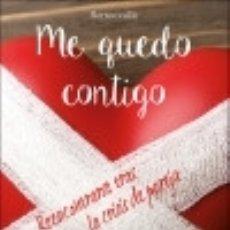 Libros: ME QUEDO CONTIGO. Lote 142385760