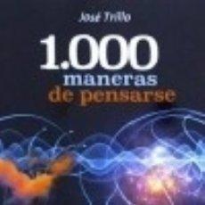 Libros: 1000 MANERAS DE PENSARSE. Lote 142386718