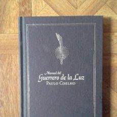 Libros: PAULO COELHO - MANUAL DEL GUERRERO DE LA LUZ - PLANETA. Lote 142642126