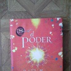 Libros: RHONDA BYRNE - EL PODER. Lote 151067398