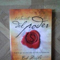 Libros: BOB DOYLE - EL SECRETO DEL PODER. Lote 151191074