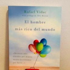 Libros: LIBRO - EL HOMBRE MÁS RICO DEL MUNDO. Lote 151355280