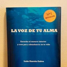 Libros: LIBRO - LA VOZ DE TU ALMA. Lote 151355809