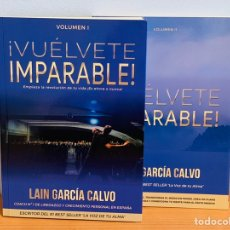 Libros: LIBROS - ¡VUÉLVETE IMPARABLE!. Lote 151358190