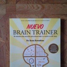 Libros: RYUTA KAWASHIMA - NUEVO BRAIN TRAINER. Lote 152126054