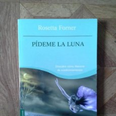 Libros: ROSETTA FORNER - PÍDEME LA LUNA. Lote 152126134