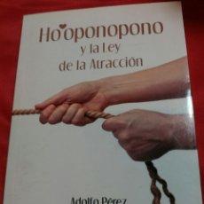 Libros: HOOPONOPONO. Lote 160014808
