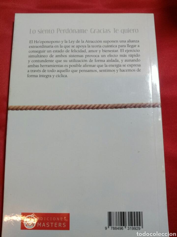 Libros: HOOPONOPONO - Foto 2 - 160014808