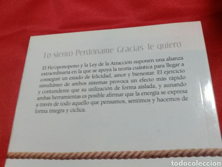 Libros: HOOPONOPONO - Foto 3 - 160014808