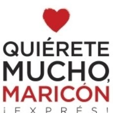 Livres: QUIÉRETE MUCHO, MARICÓN EXPRESS. Lote 167786046