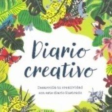Libros: DIARIO CREATIVO. Lote 170188000