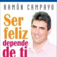 Libros: SER FELIZ DEPENDE DE TI. Lote 178053288