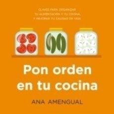 Libros: PON ORDEN EN TU COCINA. Lote 178448233
