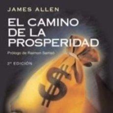 Libros: EL CAMINO DE LA PROSPERIDAD. Lote 182478742