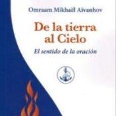 Libros: DE LA TIERRA AL CIELO. Lote 186386923