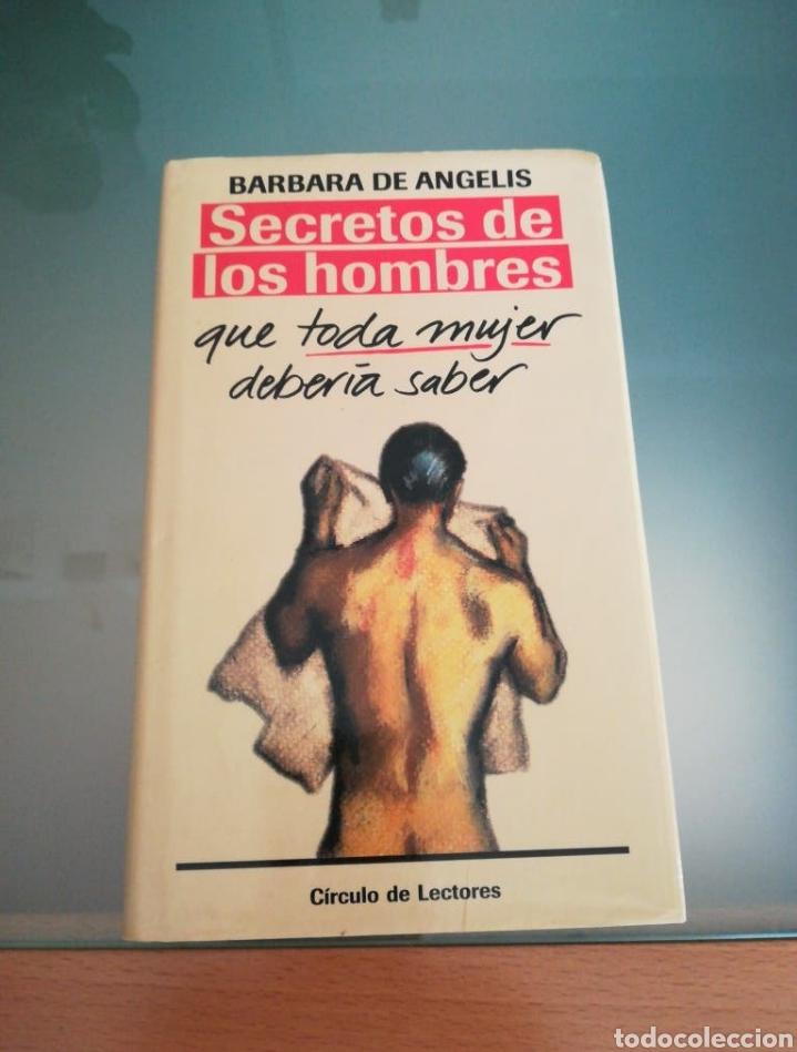 LIBRO SECRETOS DE LOS HOMBRES QUE TODA MUJER DEBE SABER (Libros Nuevos - Humanidades - Autoayudas)