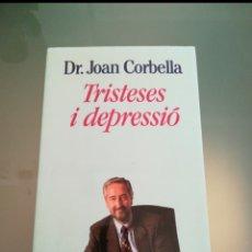Libros: LIBRO TRISTESES I DEPRESSIÓ. Lote 198569707
