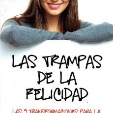 Libros: LAS TRAMPAS DE LA FELICIDAD DE EDUARDO MASSE - PENGUIN RANDOM HOUSE, 2018 (NUEVO). Lote 198785715