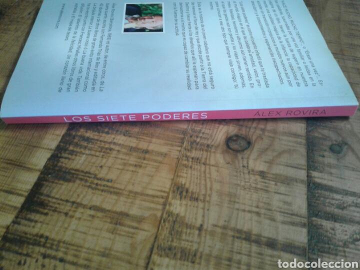 Libros: LOS SIETE PODERES - ALEX ROVIRA - UN VIAJE A LA TIERRA DEL DESTINO - Foto 2 - 201243262