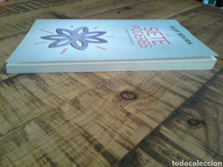 Libros: LOS SIETE PODERES - ALEX ROVIRA - UN VIAJE A LA TIERRA DEL DESTINO - Foto 5 - 201243262