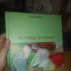 Libros: LIBRO: SU CÓDIGO DE CRISTAL. Lote 205098718