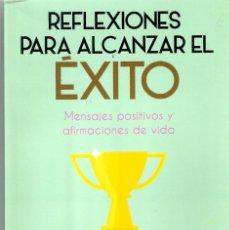 Libros: REFLEXIONES PARA ALCANZAR EL EXITO - ROBERTO MIRANDA. Lote 205690718