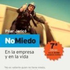 Libros: NO MIEDO (3ª EDICIÓN). Lote 206233283