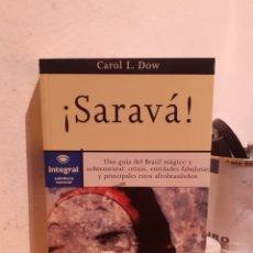 Libros: SARAVÁ. Lote 206878951
