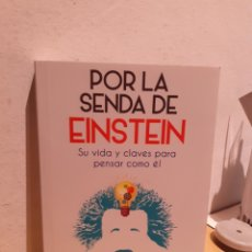 Libros: POR LA SENDA DE EINSTEIN. Lote 206885076