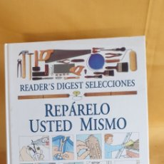 Libros: REPÁRELO USTED MISMO (2007). Lote 209017955