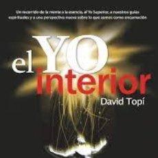 Libros: EL YO INTERIOR. Lote 213286105