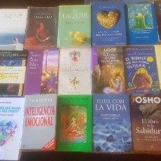 Libros: 28 LIBROS DE AUTOAYUDA. Lote 213720596