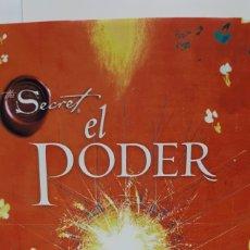 Libros: EL PODER DE RHONDA BYME. Lote 213826823