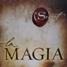 Libros: LA MAGIA DE RHONDA BYME. Lote 213827866
